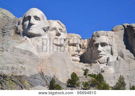Mt. Rushmore SD USA