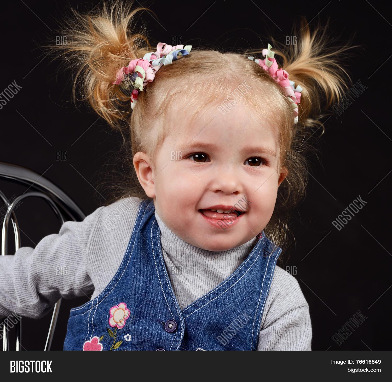 Fantastic Little Girl Ponytails Image Photo Free Trial Bigstock Schematic Wiring Diagrams Phreekkolirunnerswayorg