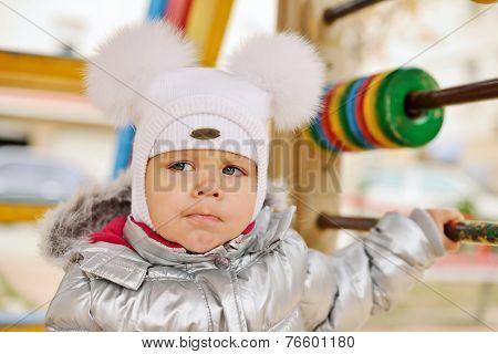 Girl Wearing Cute Hat