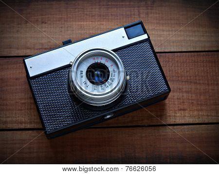 Old generic camera