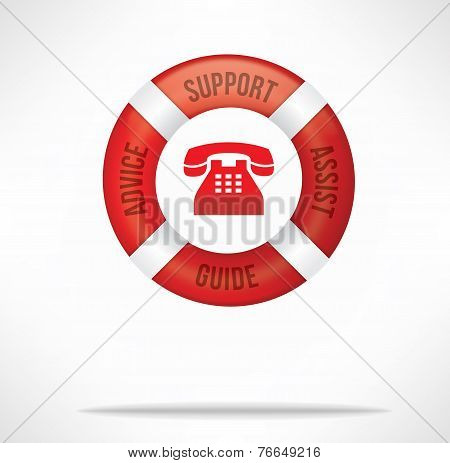 Customer Service Care Support Hotline