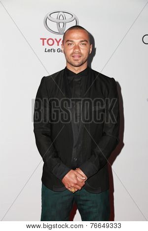 LOS ANGELES - NOV 19:  Jesse Williams at the Ebony Power 100 Gala at the Avalon on November 19, 2014 in Los Angeles, CA