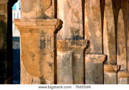 San Juan Columns
