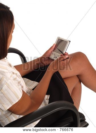 PDA user