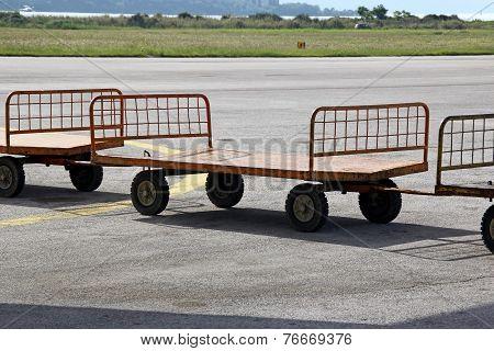 Baggage small carts