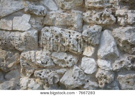Ancient Wall.