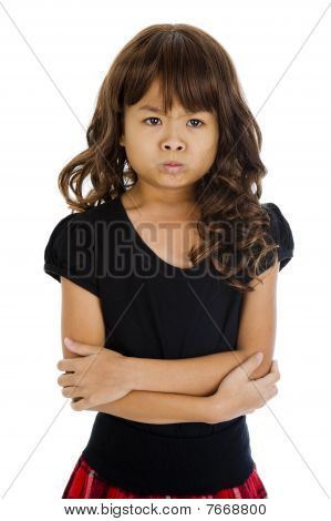 Angry Little Asian