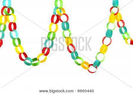 Paper Chain For Celebration