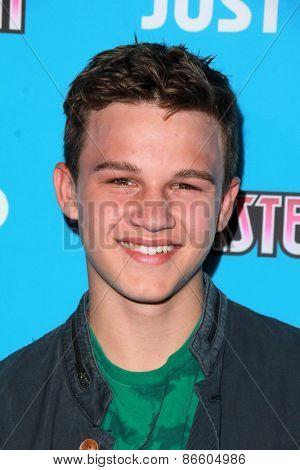 LOS ANGELES - MAR 26:  Gavin MacIntosh at the Just Jared's Throwback Thursday Party at the Moonlight Rollerway on March 26, 2015 in Glendale, CA