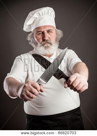 Grumpy Old Chef