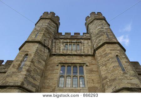 Leeds Castle Turrets