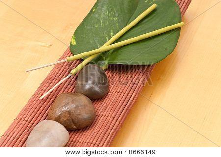 Yellow Zen Incense Sticks