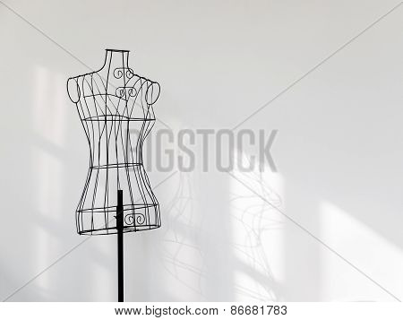 Vintage Mannequin Stand2