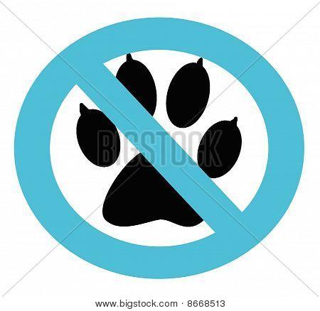 no animals