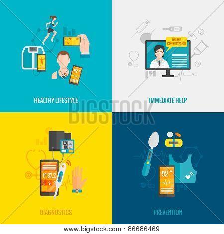 Digital Health Flat