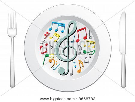 Our Food Are Music