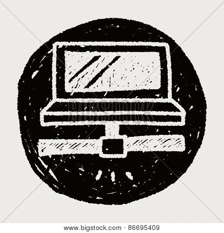 Doodle Link Socail Network