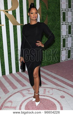 LOS ANGELES - JUN 24:  Garcelle Beauvais at the 2015 BET Awards Pre-Dinner at the Sunset Tower Hotel on June 24, 2015 in Los Angeles, CA
