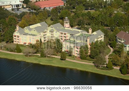 Waterfront Timeshare In Orlando