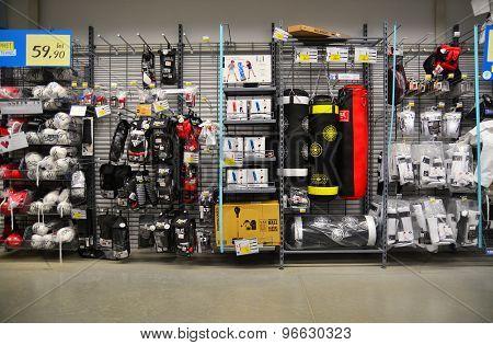 Boxing Equipment Store
