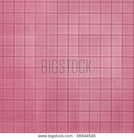 Vintage Abstract Background With Chequered Ornament
