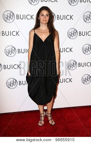 LOS ANGELES - JUL 22:  Shiri Appleby at the 24 Hour Buick Happiness Test Drive Collaborators  at the Ace Museum on July 22, 2015 in Los Angeles, CA