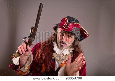 Old Pirate Doesn't Beleive