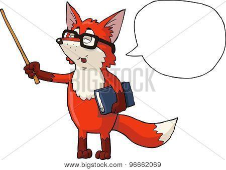 Fox Teacher