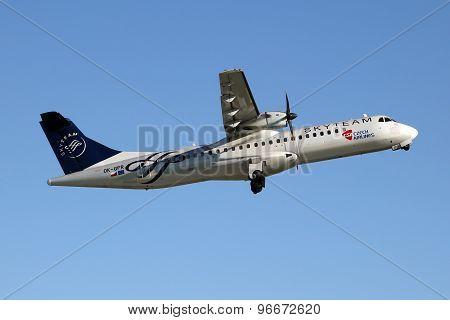 Csa - Czech Airlines (skyteam)