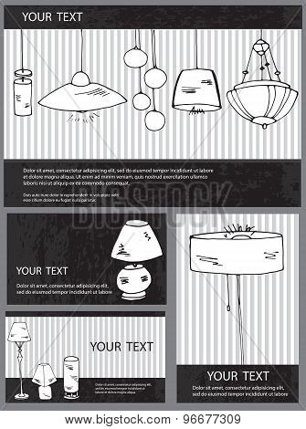 Lamp Cards