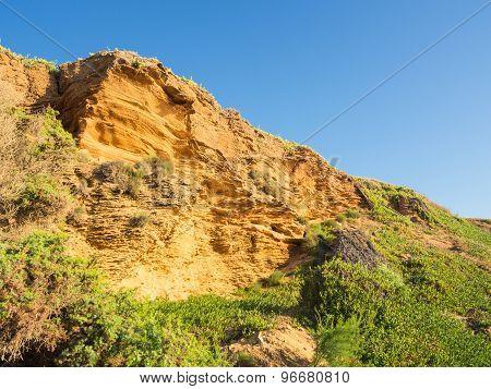 Yellow Rock Sediments