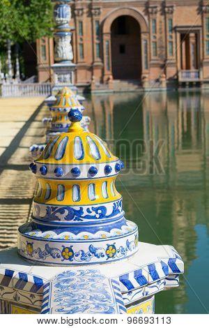 Ceramics At Spain Square