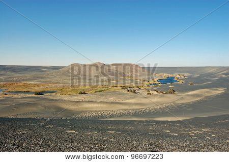 Waw Al Namus Volcano, Libya