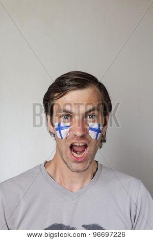 Finnish Sports Fan