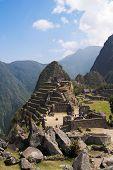 Machu Picchu Intiwatana