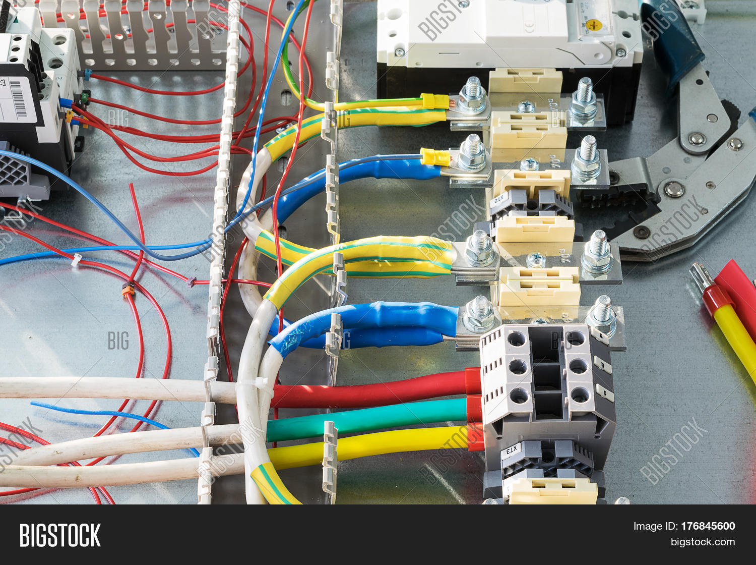 Enjoyable On Mounting Panel Image Photo Free Trial Bigstock Wiring Digital Resources Tziciprontobusorg