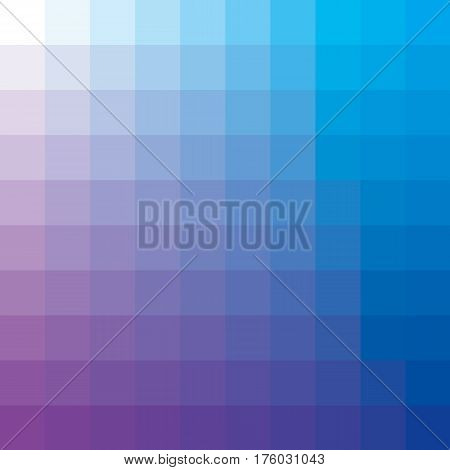 abstract concept geometry background with squire shapes. color gradient vector illustration for background, wallpaper, covers, flayer backdrop.