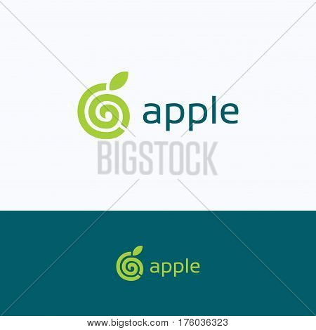 Apple Spiral Company Logo
