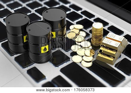 Commodity Online Trade