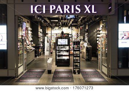 Ici Paris Xl Store In Amsterdam