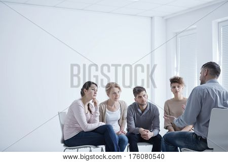 Group Therapy For Social Anxiety