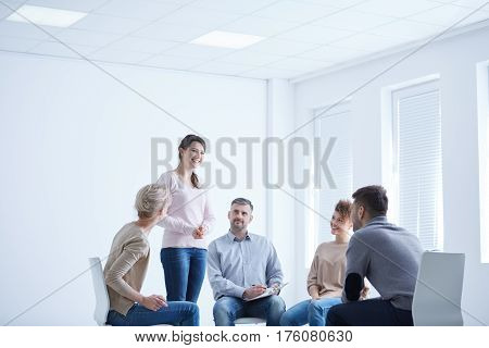 Group Therapy For Social Phobia