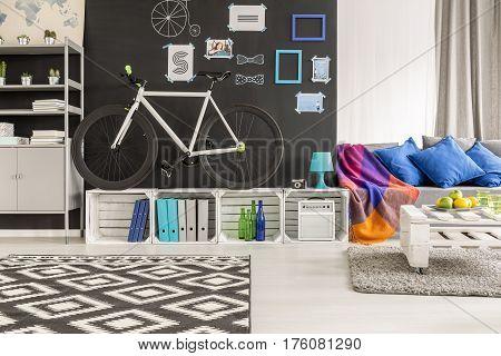 Cosy Student Room