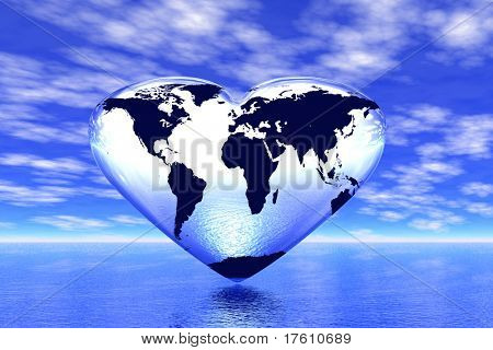 world in which lives love