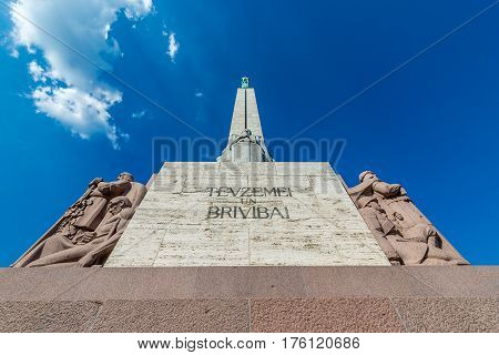 Freedom Monument with