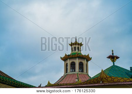 China Village, Tsarskoe Selo, Pushkin, Saint Petersburg