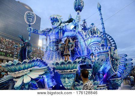 Carnival 2017 - Beija Flor