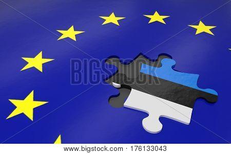 Estonia And Eu