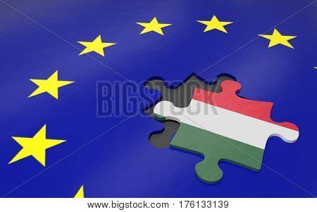 Hungary And Eu