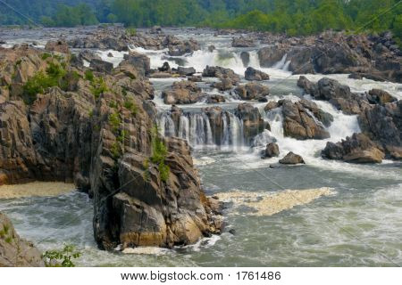 Great Falls From Above